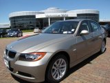 2007 Platinum Bronze Metallic BMW 3 Series 328i Sedan #7360325