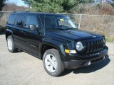 2013 Jeep Patriot Black Forest Green Pearl