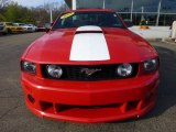 2009 Ford Mustang ROUSH 427R Coupe Data, Info and Specs