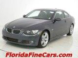 2007 Sparkling Graphite Metallic BMW 3 Series 335i Coupe #7352639