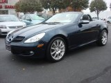 2005 Mercedes-Benz SLK Capri Blue Metallic