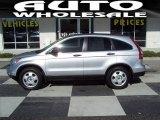 2010 Alabaster Silver Metallic Honda CR-V LX #73633630
