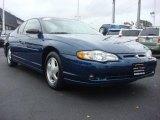 2003 Superior Blue Metallic Chevrolet Monte Carlo SS #73633822