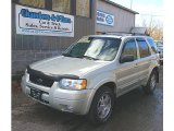 2003 Gold Ash Metallic Ford Escape Limited 4WD #73633522