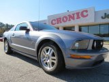 2007 Tungsten Grey Metallic Ford Mustang GT Premium Coupe #73633515