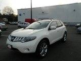 2010 Glacier White Pearl Nissan Murano LE AWD #73633885