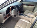 2002 Lincoln LS Interiors