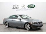 2009 Space Grey Metallic BMW 3 Series 335i Convertible #73633801