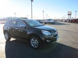 2011 Black Granite Metallic Chevrolet Equinox LTZ AWD #73633681