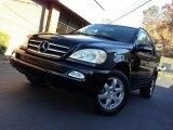 2005 Black Mercedes-Benz ML 500 4Matic #73681044