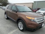 2011 Golden Bronze Metallic Ford Explorer XLT #73680749