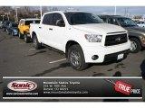 2010 Super White Toyota Tundra CrewMax 4x4 #73680579
