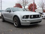 2005 Satin Silver Metallic Ford Mustang GT Premium Coupe #73680657