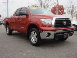 2012 Radiant Red Toyota Tundra TRD Double Cab 4x4 #73680654