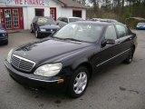 2004 Black Mercedes-Benz S 500 4Matic Sedan #73681019