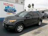 2013 Tuxedo Black Metallic Ford Explorer FWD #73680732