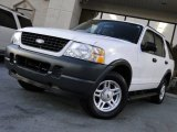 2003 Oxford White Ford Explorer XLS #73680844