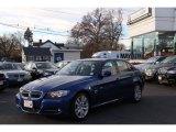 2009 Montego Blue Metallic BMW 3 Series 335xi Sedan #73680717