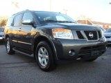 2012 Smoke Gray Nissan Armada SV 4WD #73680926