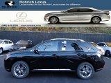 2013 Stargazer Black Lexus RX 450h AWD #73680833