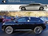 2013 Obsidian Black Lexus RX 350 F Sport AWD #73680829