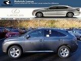 2013 Nebula Gray Pearl Lexus RX 350 AWD #73680828