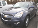 2013 Atlantis Blue Metallic Chevrolet Equinox LT AWD #73680617