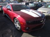 2010 Red Jewel Tintcoat Chevrolet Camaro SS/RS Coupe #73708017