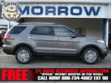 2013 Sterling Gray Metallic Ford Explorer XLT 4WD #73713298