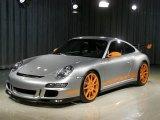 2007 Arctic Silver Metallic Porsche 911 GT3 RS #43202