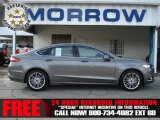 2013 Sterling Gray Metallic Ford Fusion SE 1.6 EcoBoost #73713291