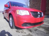 2013 Redline 2 Coat Pearl Dodge Grand Caravan SXT #73713735