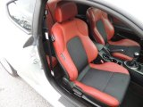 2008 Hyundai Tiburon SE Front Seat