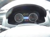 2008 Hyundai Tiburon SE Gauges