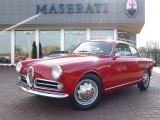 Alfa Romeo Giulietta Colors