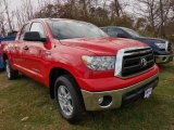2012 Radiant Red Toyota Tundra SR5 Double Cab 4x4 #73713636