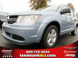 2013 Winter Chill Pearl Dodge Journey American Value Package #73713358