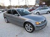 2005 Silver Grey Metallic BMW 3 Series 330xi Sedan #73713702