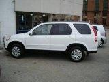 2006 Taffeta White Honda CR-V SE 4WD #7352328