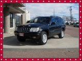2002 Black Jeep Grand Cherokee Limited 4x4 #73713431