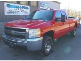 2008 Chevrolet Silverado 3500HD LT Extended Cab 4x4 Data, Info and Specs