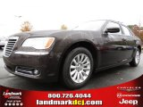 2013 Luxury Brown Pearl Chrysler 300  #73713316