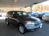 2011 Polished Metal Metallic Honda CR-V EX 4WD #73713522