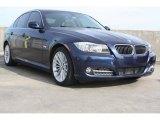 2011 Deep Sea Blue Metallic BMW 3 Series 335d Sedan #73713689