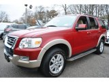 2009 Ford Explorer Eddie Bauer 4x4 Data, Info and Specs