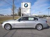 2013 BMW 7 Series 740Li Sedan