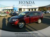 2013 Basque Red Pearl II Honda CR-V EX-L AWD #73750827