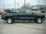 2004 Chevrolet Silverado 1500 Dark Blue Metallic