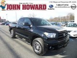 2011 Black Toyota Tundra TRD Rock Warrior Double Cab 4x4 #73750948