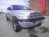 2001 Bright Silver Metallic Dodge Ram 1500 SLT Club Cab 4x4 #73751203